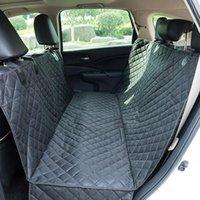Poduszka do tylnej siedzenia samochodowego z skrzydłem zwierząt domowych Dog Oxford Tkaniny Wodoodporna Pas Wiszący Pad Ochrona materaca TF63