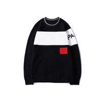 20fw Sweat à capuche Sweather for Men Automne Pullovers Pull Sweat-shirt avec lettres Fashion Mens Sweaters Vêtements S-2XL-