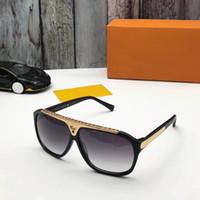 la logística global de lujo gratis 0105 la última del diseño del estilo de la manera clásica de chapa hombres y mujeres UV400 gafas de sol de alta calidad
