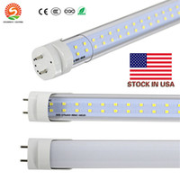 LED 튜브 G13 T8 LED 2피트 3피트 4피트 5피트 6피트 LED 숍 라이트 9W 14W 18W 22W 28W 32W 튜브 전구 SMD2835 AC85-265V
