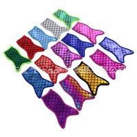 Mermaids Neopren-Eis am Stiel-Halter Reiche Farben gefriert Creme Abdeckung Netter Sleeves Sommer Eis-Werkzeuge für Kind 2 6HS E2