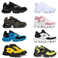 Sneakers de tonnerre Cloudbust-Sneakers de Thunder Knit Plateforme à basse entraîneur à faible teneur en caoutchouc Sole en caoutchouc 3D chaussures de plein air de qualité supérieure Dames grandes taille