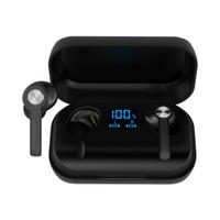 M18 pro TWS sem fio Toque Earbuds verdadeira cancelamento de ruído verdadeiro 5,1 fone de ouvido Bluetooth 4000mAh IPX7 Stereo Waterproof Gaming Headset