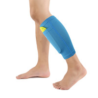 ARM Jambe Tarifs 1 paire Football Football Shin Guard Teens Socks Pads Pads Professionnel Shields Legging Shinguards Inserts Gear de protection