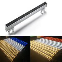 LED-Bühnenlicht-Farbwechselwasserdichte IP65 36W RGB DMX Dimmable DC24V LED-Wandwaschanlage, verwendet für Hotel Outdoor-Dekoration