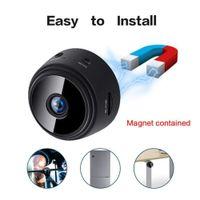 1080P شبكة مراقبة الشبكة A9 كاميرا لاسلكية جولة للرؤية الليلية مسجل الأمن كاميرا مراقبة