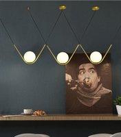 الحديث فريد الجدة قلادة مصابيح LED زجاج سقف غرفة المعيشة تناول الطعام نوم غرفة بجانب تركيبات الإضاءة أضواء الثريا PA0350