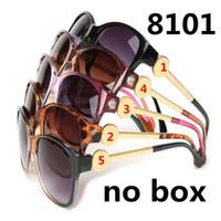 2020 männer frauen marke designer sonnenbrille mode metall rahmen marke eyewear luxus uv schutzbrille no box