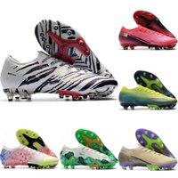 2020 en kaliteli futbol ayakkabıları Mercurial Superfly 13 Elite AG futbol krampon açık spor ayakkabıları futbol ayakkabıları scarpe da calcio CR7 hotsale mens