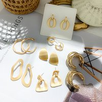 Fashion Jewelry Multiple Shapes Large Vintage Silver Gold Pl...