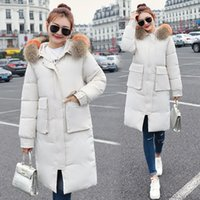 Women winter jackets long warm coat Large size style female ...