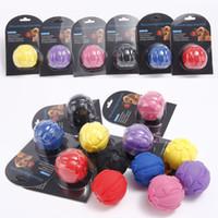 Educational Interactive Pet Dog Toys Resistente Bite Dogs Perdita Food Puzzle Ball Ball Dogs Bird Ball Giocattoli Formazione Puzzle Giocattolo Ball DH0352