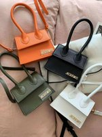 Leather luggage tag 2020 new ladies leather fashion bag mini catwalk small square bag high-end fashion one-shoulder messenger bag