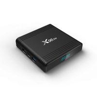 X96 Air Amlogic S905X3 미니 안드로이드 9.0 TV 박스 4GB 64GB 32GB WiFi 4K 8K 24FPS X96Air 2GB 16GB 셋톱 박스