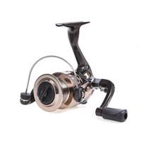Pêche Articles Full Metal Spinning Reel Fishing Sea Saltwater Gauche / Droite main pour Pêche à la carpe roue 5.2: 1 High Gear Ratio