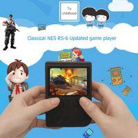 RS-6A ألعاب المنقولات إلى تشايلدز الألعاب الإلكترونية لوحات المفاتيح فيديو اللاعبين يتصور مع PXP3 لعبة يده بطاقات المقود ينحف محطة كلاسيكي