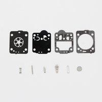 2 Takım X Karbüratör Rebuild Kit için HUS. Testere 235 236 Conta Diyafram Tamir Jonsert CS2234 CS 2238 Zama Karbonhidrat Kiti