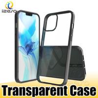 Para o iPhone 12 11 Pro Se2 OnePlus 8 Moto G Rápido G8 Stylus Clear Protetor de Telefone Capa Resistente Estilo Acrílico Acrílico Celular Caso Izeso