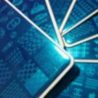 NUEVO 11pcs Marca LO va diseño del arte del clavo que estampa la placa XL sello grande lleno francesa imagen Plantilla de transferencia polaco Imprimir plantilla w / láminas de plástico