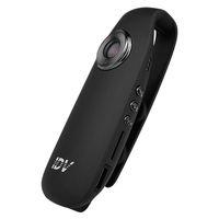 مصغرة كاميرا IDV007 كامل HD 1080P DV داش كاميرا لبس الجسم دراجة H.264 كاميرا فيديو