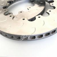 Jekit 370 del rotor del freno * 36 mm para sistema de freno de color rojo AP8520 para 2011 KZBH #