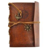 خمر حديقة السفر يوميات الكتب كرافت الصحف مجلة دفتر دوامة القراصنة pirate notepads رخيصة طالب المدرسة الكتب الكلاسيكية