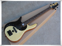 4 Strings YinYang Electric Bass with Rosewood Fingerboard, Fl...