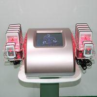 2020 휴대용 Lipolaser Lipo 레이저 Lipolysis 슬리밍 기계 다이오드 Lllt 650nm 14 패드 시스템 살롱 또는 가정용 체중 감량 미용 장비
