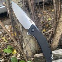 tolerancia cero ZT0357 de orientación incorporado táctico del cuchillo de caza que acampa EDC multifunción cuchillo de bolsillo 58Hardness