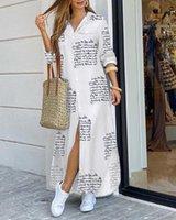 Moda Yeni Bayan Rahat Bluzlar Kare Boyun Uzun Kollu Sokak Tarzı Elbiseler Gevşek Gömlek Etek Boyutu S-2XL