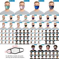 Moda yüz maskeleri 3D kravat-boya yıldızlı gökyüzü flamingo baskı maske toz geçirmez, yeniden kullanılabilir ve yıkanabilir yüz maskeleri XD23765