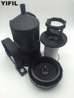 3931070550 Provent 200 Air Ölabscheider Fang mit Baumwolle Eingebauter Filter Anzug für 4wd Turbo Modelle q3q6 # Filter kann