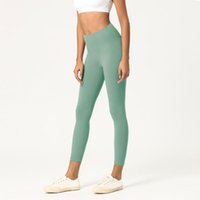 Legging Frauen Hosen-Sport-Fitnessbekleidung Leggings Elastic Fitness Lady Overall Voll Tights Workout Yoga Größe XS-XL