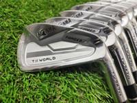 Golf Club HONMA TW 747VX Golf Club Set 4-11 8PCS nenhum eixo HONMA Irons Set frete grátis