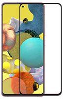 Pour Samsung A02S A01 Core A51 A71 5G 9H PROTECTEUR DE COUVERTURE PLEIN ANTIC TIGHT FINGY EPIGHTER VERRE TRENDUE AVEC DÉTAIL