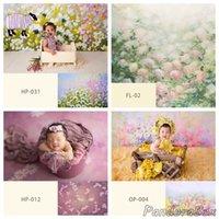 Nouveau-né bébé Photographie Wrinkleless fond Blanket Enfants de photo de bébé Shoot Studio Posing Backdrops foto tir Accessoires