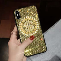 Glitter sequins diamond Dollar Phone Case for iPhone 11 pro ...