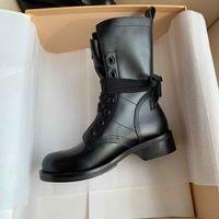2020Top Qualität Designer-Mode Stiefel, neue Winter Designer Leinwand Stiefel, guter Qualität Luxus Lederstiefel, neue Designer kurze Stiefel