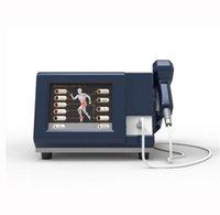 Máquina fenumática de onda de onda de choque Equipo de terapia de onda Máquina de alivio del dolor para la disfunción eréctil Tratamiento
