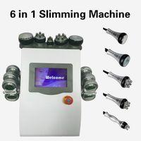 New 6 EMS Pads Vacuum therapy slimming machine Spa Clinic Lipolaser Lipo Laser Machine Price Lipolaser Slimming