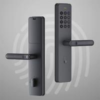 Оригинальный Xiaoda Электронные Smart Lock отпечатков пальцев Intellgent Дверные ручки с замком без ключа цифровой смарт-дверные замки Доступные для Mijia APP