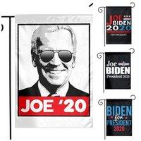 2020 ABD Bahçe Banner İçin Amerika Başkan Yardımcısı Joe Biden, Bayrak Çift Katmanlar Bayraklar 30 * 45cm Dijital Baskı Ücretsiz Kargo 3 8oy D2