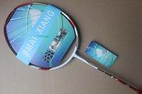 Cesur Kılıç Lyd Badminton Raketleri High-end Nano Karbon BS-Lyd Badminton Raket