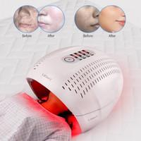 의 OEM 피부 패널 얼굴 마스크 의료 미용 기기 아름다움 장비 또는 기계 피부 관리를위한 빛 치료를 주도 레드