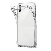 Удаленные ультратонкие мягкие чехлы TPU для iPhone 12 PRO 11 MAX X 8 PLUS 7