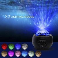 Cielo Bluetooth Europa lámpara de proyección de luz LED Fixture DC5V USB Cable Haciendo iluminación de la escena romántica con el mando a distancia del altavoz de China