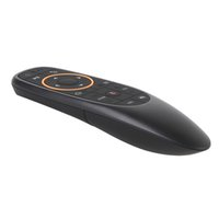 2.4GHz G10s Pro Fly Air Mouse Wireless Mini Remote Control for Android Tv Box with Voice Control for Gyro Sensing Game