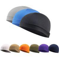 Quick Dry Pure Cycling Cap Head Scarf Summer Men Running Riding Bandana Headscarf Ciclismo Pirate Hat Hood Headban