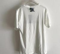 G nouveau printemps et lettres été imprimé coton lâche taille T-shirt à manches courtes col rond S-XL