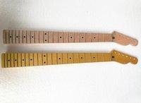 Fabrik Special Sale 6 Saiten Electric Guitar Hals, 22 Bünde, zwei verfügbare Arten, können Sie als angefordert anpassen